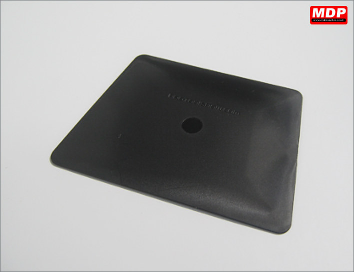 Black Hard Card - Teflon