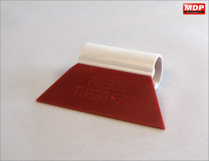 Red Turbo Squeegee 90mm