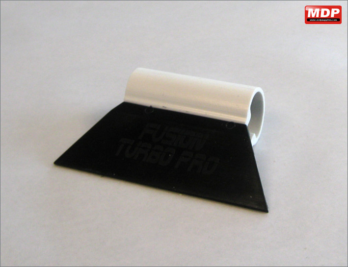 Black Turbo Squeegee 90mm