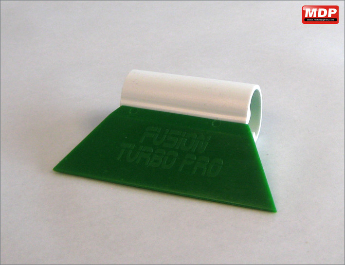 Green Turbo Squeegee 90mm