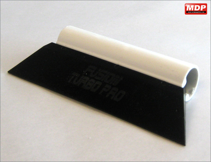 Black Turbo Squeegee 155mm