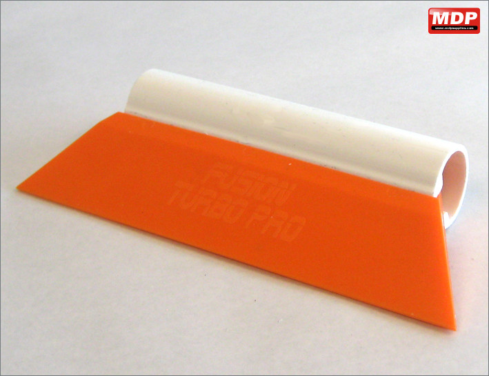 Orange Turbo Squeegee 155mm