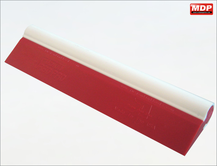 Red Turbo Squeegee 200mm